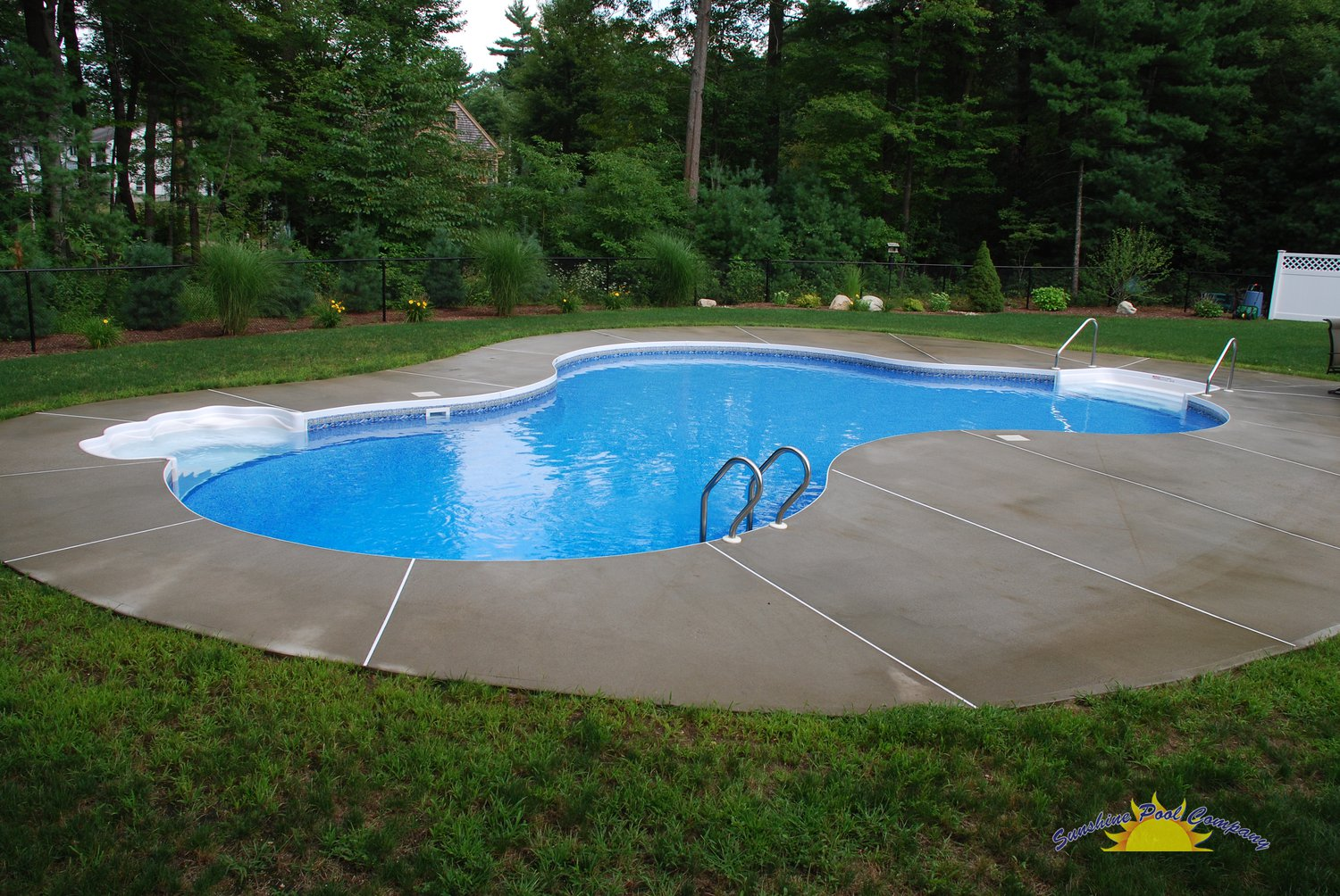 100 swimming pool companies custom inground for In ground pool companies